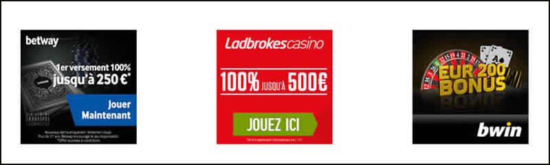 L'excellence des casinos en ligne Belges
