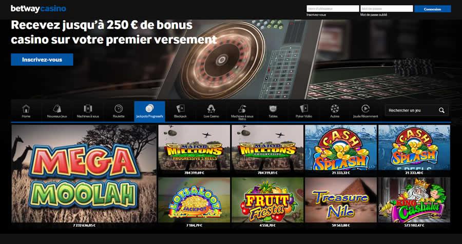 Les slots à jackpot progressif les plus payants de Belgique.