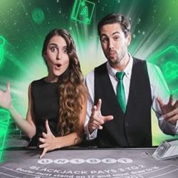 Jouer à des jeux de casino avec Unibet.be