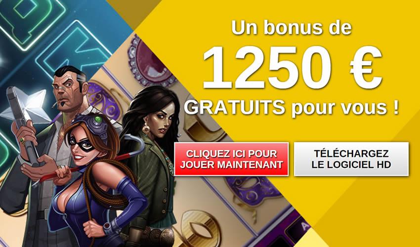 Casino Action - un casino en ligne européen rentable avec des jeux qui payent.